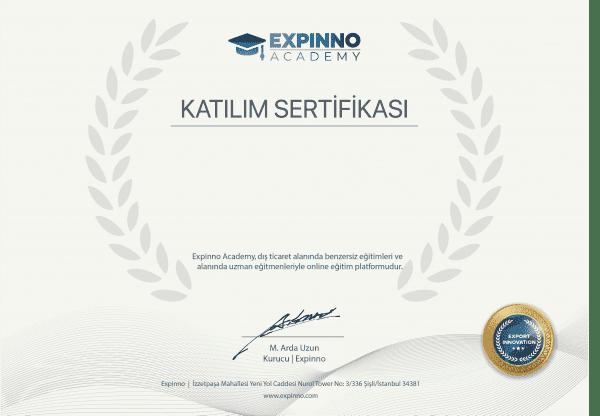 Expinno Academy Sertifika1